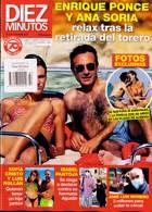 Diez Minutos Magazine Issue NO 3647