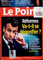 Le Point Magazine Issue NO 2550