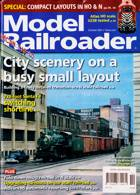 Model Railroader Magazine Issue OCT 21