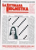 La Settimana Enigmistica Magazine Issue NO 4659