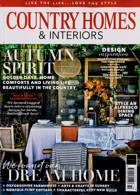 Country Homes & Interiors Magazine Issue OCT 21