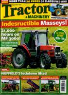 Tractor And Machinery Magazine Issue SEP 21