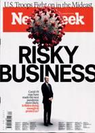 Newsweek Magazine Issue 27/08/2021
