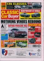 Classic Car Buyer Magazine Issue 18/08/2021