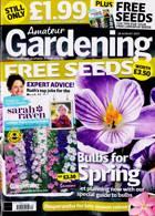 Amateur Gardening Magazine Issue 28/08/2021