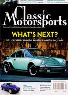 Classic Motorsports Magazine Issue JUL 21