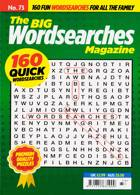 Big Wordsearch Magazine Issue NO 73