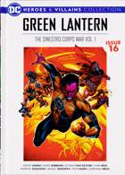 Dc Comic Heroes And Villains Magazine Issue PART16