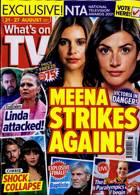 Whats On Tv England Magazine Issue 21/08/2021