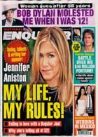 National Enquirer Magazine Issue 06/09/2021