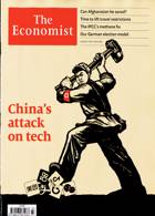 Economist Magazine Issue 14/08/2021