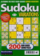 Sudoku Variations Magazine Issue NO 76