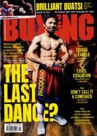 Boxing News Magazine Issue 19/08/2021