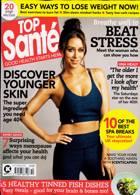 Top Sante Health & Beauty Magazine Issue OCT 21