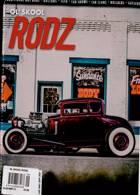 Ol Skool Rodz Magazine Issue AUG-SEP