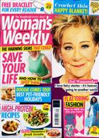 Womans Weekly Magazine Issue 31/08/2021