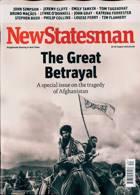 New Statesman Magazine Issue 20/08/2021