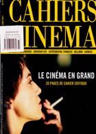Cahier Du Cinema Cdu Magazine Issue NO 777