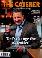 Caterer And Hotelkeeper Magazine Issue 03/09/2021