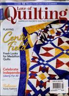 Love Of Quilting Magazine Issue JUL-AUG