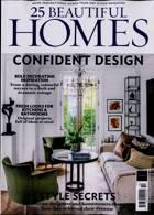 25 Beautiful Homes Magazine Issue OCT 21