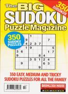 Big Sudoku Puzzle Magazine Issue NO 114