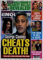 National Enquirer Magazine Issue 21/06/2021