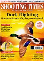 Shooting Times & Country Magazine Issue 18/08/2021