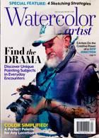Watercolor Artist Magazine Issue FALL 21