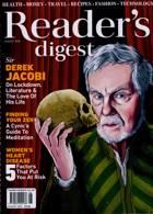 Readers Digest Magazine Issue AUG 21