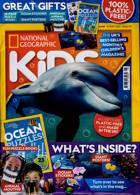 National Geographic Kids Magazine Issue AUG 21