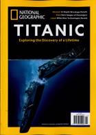 National Geographic Coll Magazine Issue TITANIC