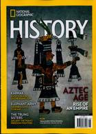 National Geo History Magazine Issue JUL-AUG