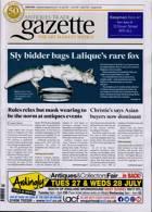Antique Trades Gazette Magazine Issue 24/07/2021