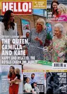 Hello Magazine Issue NO 1691