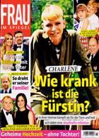 Frau Im Spiegel Weekly Magazine Issue 23