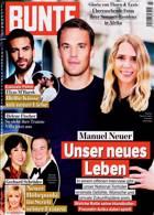 Bunte Illustrierte Magazine Issue 23