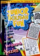 Junior Holiday Fun Magazine Issue NO 291