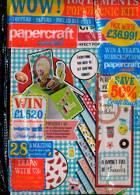 Papercraft Essentials Magazine Issue NO 201