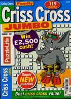 Family Criss Cross Jumbo Magazine Issue NO 101