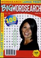 Big Wordsearch Magazine Issue NO 255