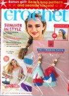 Inside Crochet Magazine Issue NO 138