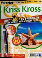 Puzzler Q Kriss Kross Magazine Issue NO 528