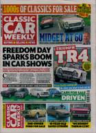 Classic Car Weekly Magazine Issue 21/07/2021
