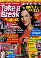 Take A Break Monthly Magazine Issue AUG 21