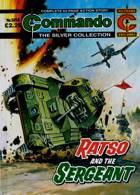 Commando Silver Collection Magazine Issue NO 5458