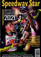 Speedway Star Magazine Issue 24/07/2021