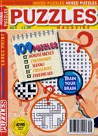 Puzzles Magazines Magazine Issue NO 9