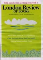 London Review Of Books Magazine Issue VOL43/15