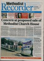 Methodist Recorder Magazine Issue 18/06/2021